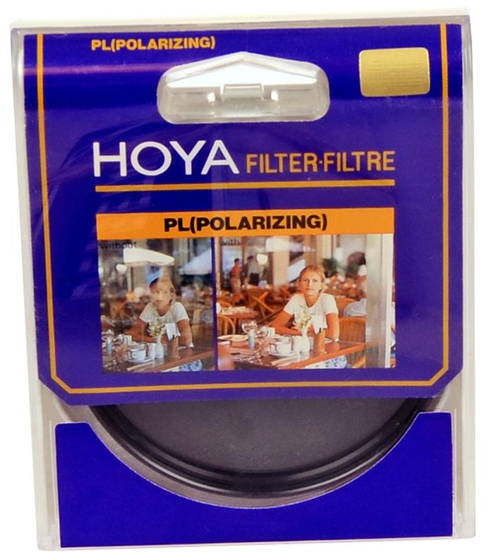 Hoya Polarisationsfilter linear 55 mm (55 mm)