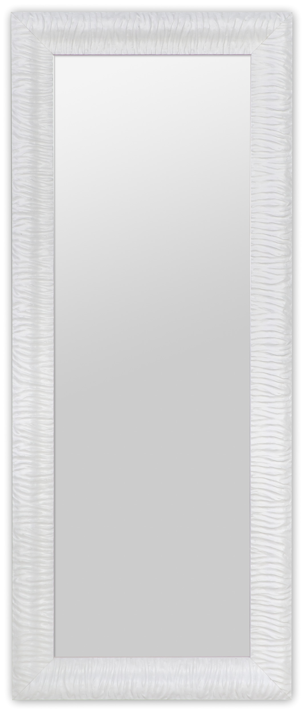 Spegel Angelina Vit 40x120 cm