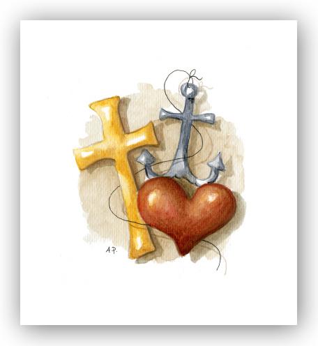 tro hopp o kärlek